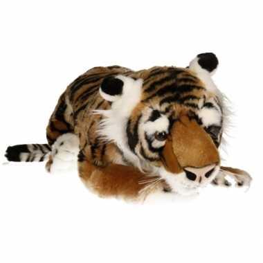 Pluche tijger knuffel 66 cm