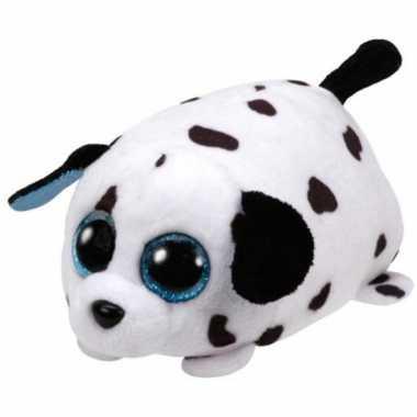 Pluche ty teeny dalmatier knuffeltje 10 cm