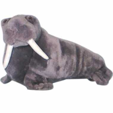 Pluche walrus knuffel 29 cm