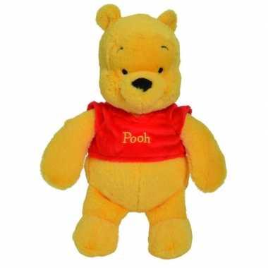 Pluche winnie de poeh knuffel 30 cm disney speelgoed