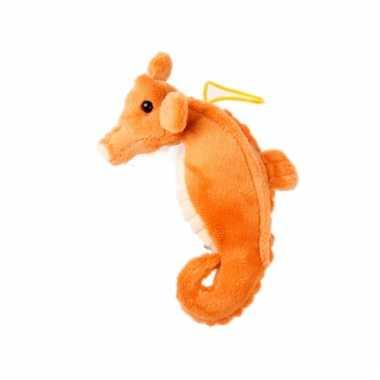 Pluche zeepaardje knuffel 15 cm