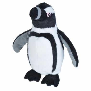 Pluche zwartvoet pinguin knuffel 35 cm speelgoed