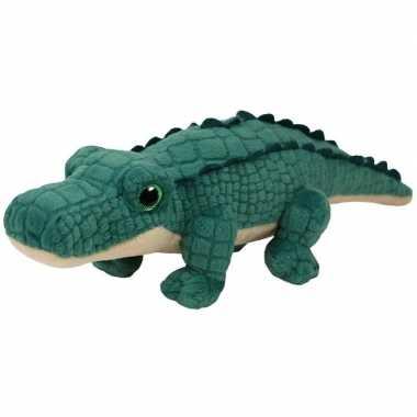 Ty beanie krokodillen knuffel 15 cm