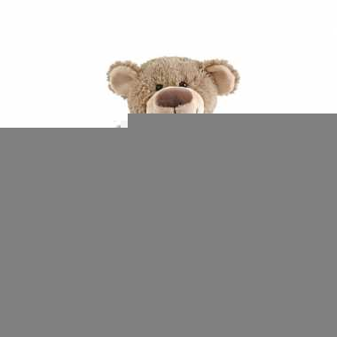 Verjaardag knuffel beer 40 cm + gratis verjaardagskaart