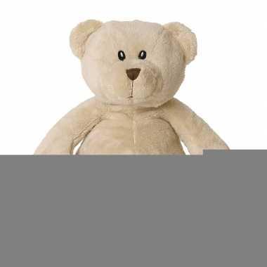 Verjaardag knuffel teddybeer 23 cm + gratis verjaardagskaart
