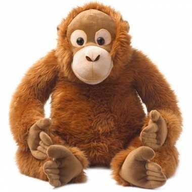 Wnf pluche orang oetan knuffel 100 cm