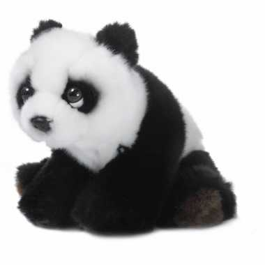 Wnf pluche pandabeer knuffel 15 cm