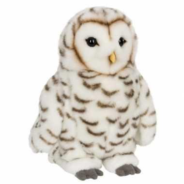 Wnf pluche sneeuw uil knuffel 22 cm